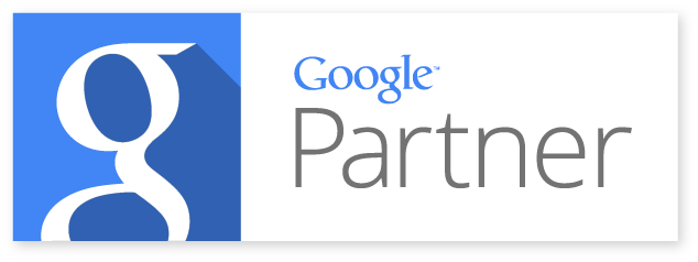 Google Partner badge.